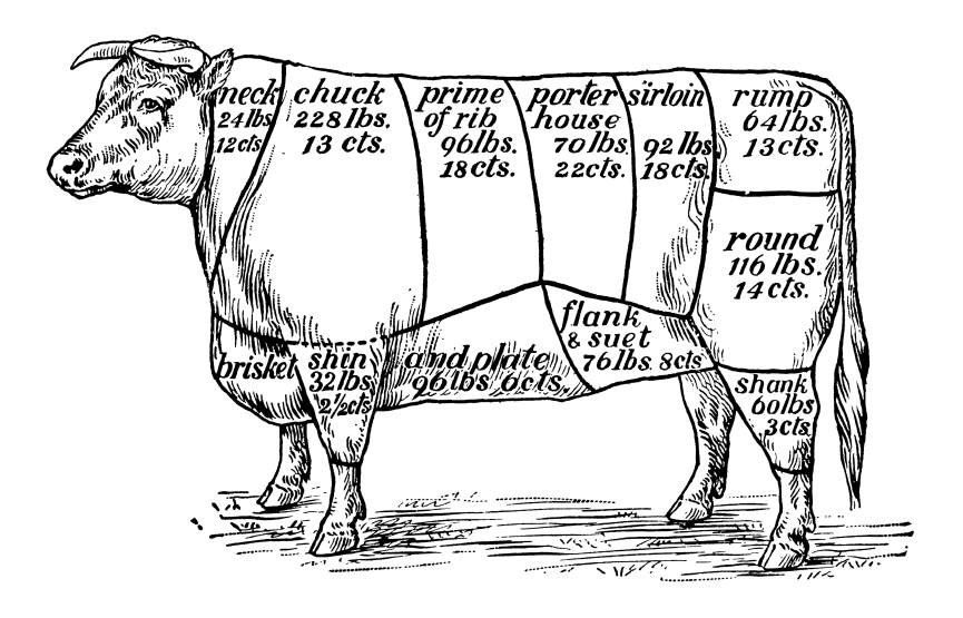 Know Your Beef Cut furthermore 86364 pig Diagram additionally Beef Clip Art Free in addition Stock Illustration Pork And Beef Cuts Hand Drawn Set together with Stock Illustration Lamb Mutton Cuts Diagram Butcher Shop Black Vector Illustration Image56107911. on what are the cuts of pork