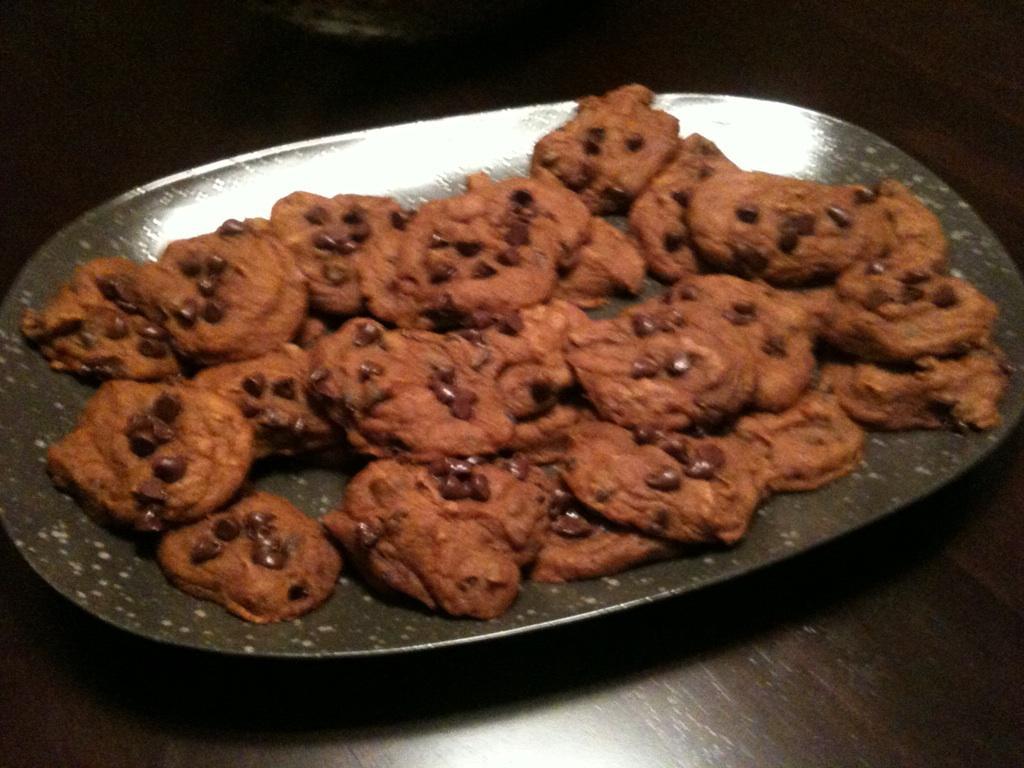 Camille's Pumkin Cookies