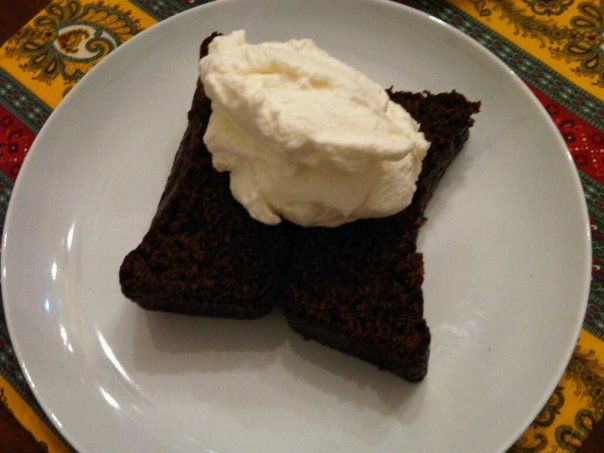 Victoria's Old-Fashioned Gingerbread