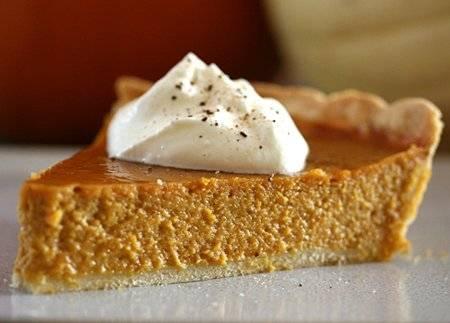 Victoria's Traditional Pumkin Pie