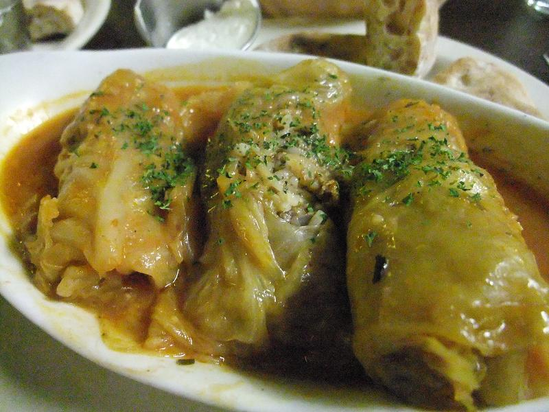 Stuffed Cabbage Rolls or Holubky