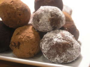 "Rum Balls  ""hey, get your mind out of the gutter!"""
