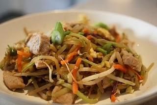 Mu Shu Pork Stir Fry