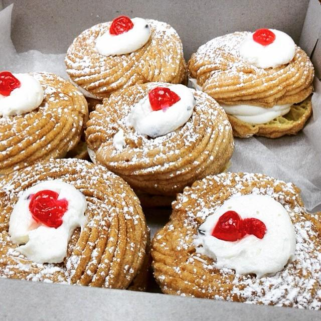Sfingi or St. Joseph's Day Zeppole