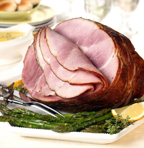 Easy Easter Ham