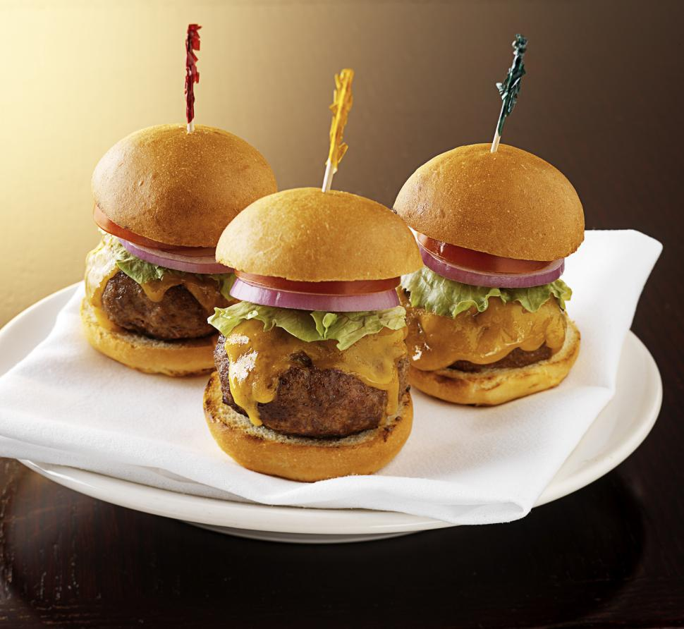 Beef Sliders - Tiny New York Kitchen