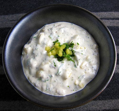 Onion Raita