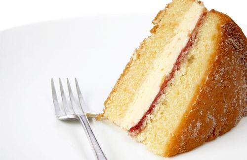 How To Make Cream For Victoria Sponge Cake