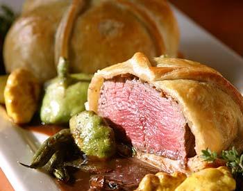 Classic Beef Wellington - Tiny New York Kitchen