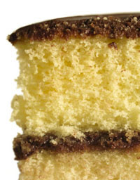 Basic Yellow Cake