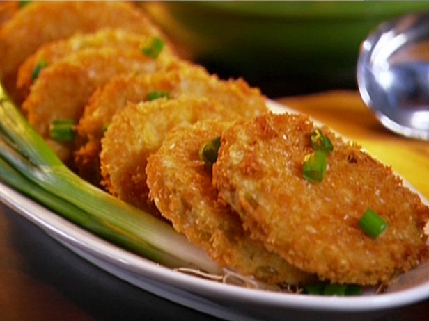 Fried Green Tomatoes - Tiny New York Kitchen
