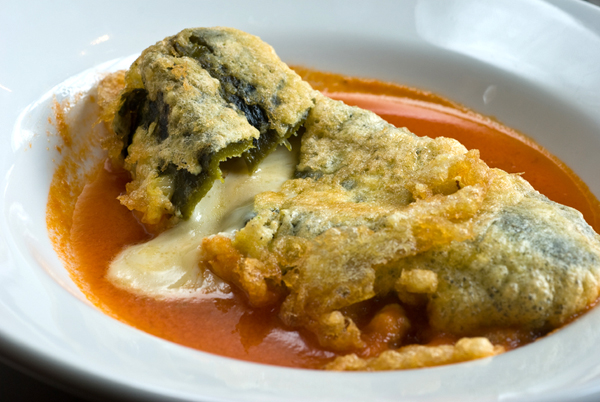Chile Rellenos - Tiny New York Kitchen