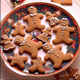 Kitchen  York on Tiny New York Kitchen    Blog Archive    Gingerbread Men