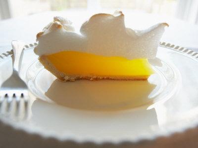 Victoria's Lemon Meringue Pie