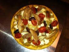 Camille's Pita Pizza
