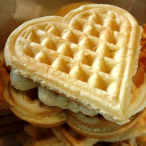 Weekend Waffles