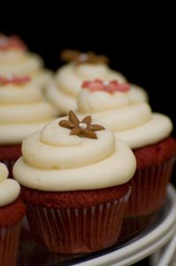 Valentine cupcakes 3