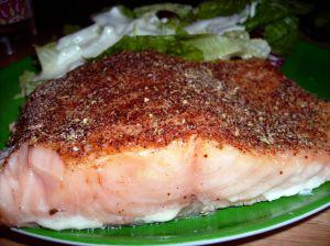 Herb Salmon