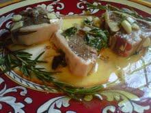 Marinating Lamb Chops