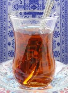 Iced Darjeeling Tea