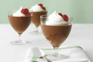 Mother's Day Chocolate Mousse