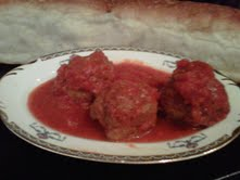 Nonna's Table Meatballs