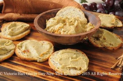 Artichoke & White Bean Dip - Tiny New York Kitchen