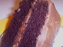 Victoria's Chocolate Cake