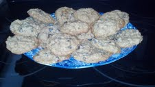 Victoria's Chocolate Chip Oatmeal Cookies 3