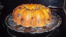 Fresh Blueberry & Mango Cake