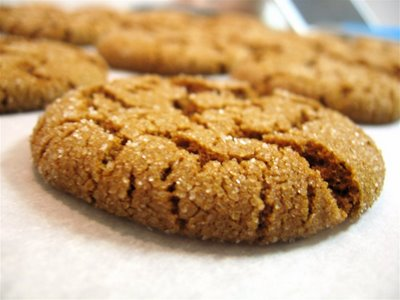 Ultimate Ginger Snaps
