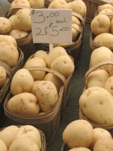 Winter Potato Salad