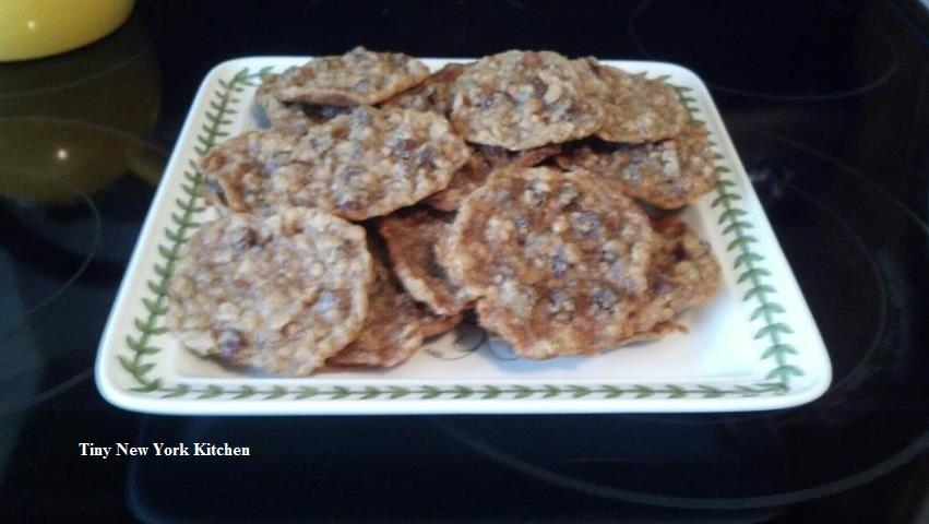 Oatmeal Chocolate Crunch Cookies 2