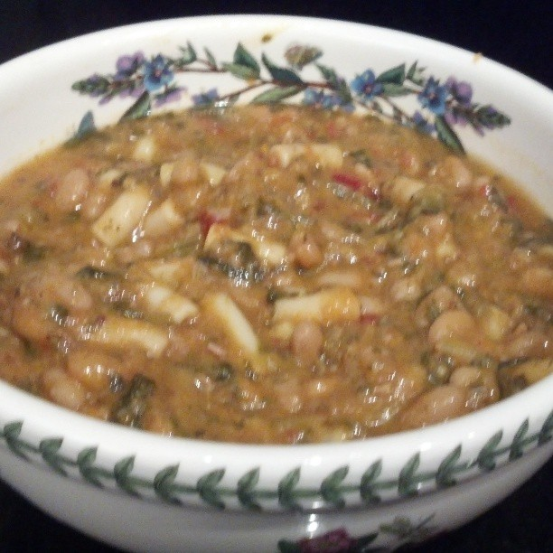 Southern Style Pasts Fagioli