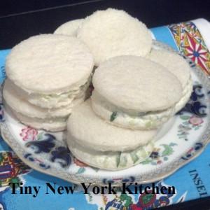 Kentucky Benedictine Sandwiches