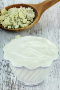 Blue Cheese Salad Dressing 2
