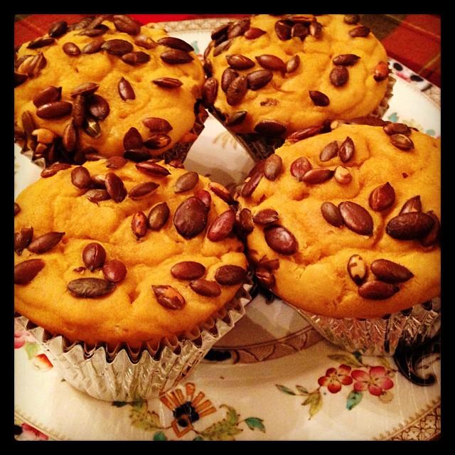 Super Pumpkin Muffins