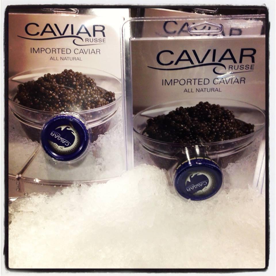 Caviar 1