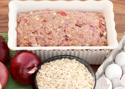 Super Easy Meat Loaf