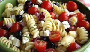 Camille's Black Friday Pasta Salad