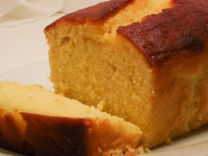 French Lemon Pound Cake