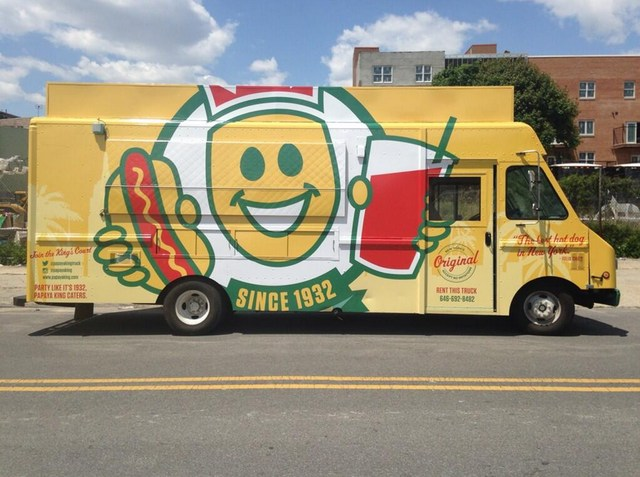 Papaya King Is Launching A Food Truck
