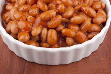 Pinto Beans With Bacon