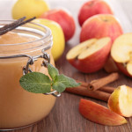 Simmering Apples Into Sauce