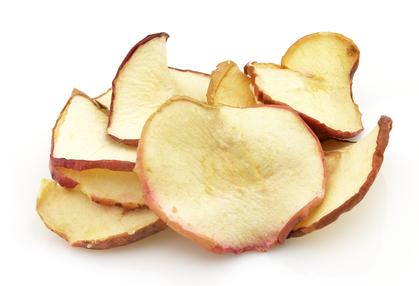 Baked Apple Chips - Tiny New York Kitchen