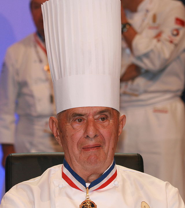 Pierre Franey's Cooking In Europe: Paul Bocuse Leader Of The Pack
