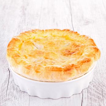 Black Friday Turkey Pot Pie