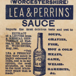 Season With Worcestershire Sauce