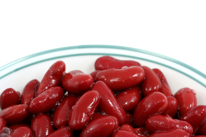 Dilled Red Kidney Beans