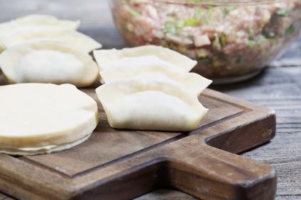 Pork & Cabbage Dumplings